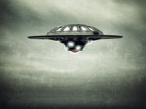 ufo Royaltyfri Fotografi