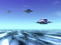 UFO Photos stock