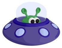 UFO Zdjęcie Royalty Free