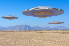 UFO Royalty Free Stock Photo