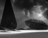 UFO Stock Afbeeldingen