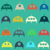 UFO Royalty-vrije Stock Fotografie
