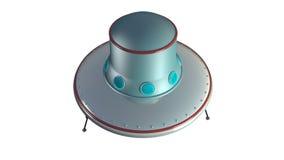 UFO Lizenzfreie Abbildung