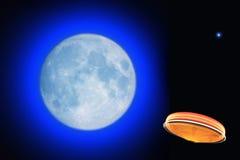 UFO Fotografía de archivo libre de regalías