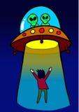 UFO Стоковое Изображение RF