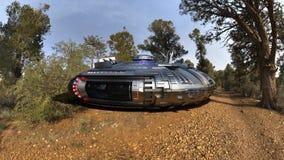 UFO Stockfotografie