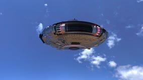 UFO Stockfoto