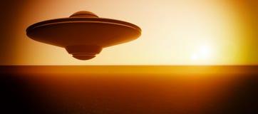 UFO иллюстрация штока