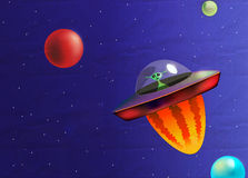 Ufo Stock Image