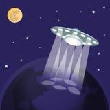 UFO2 Στοκ Εικόνες