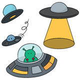 UFO Images stock