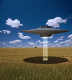 UFO stock de ilustración