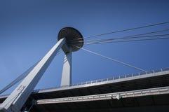 UFO-Brücke Lizenzfreies Stockfoto