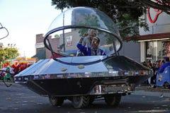 UFO Car at the 2019 Pasadena Doo Dah Parade