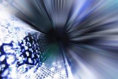 UFO del objeto del espacio del universo Foto de archivo libre de regalías