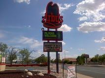 UFO di Roswell New Mexico Fotografie Stock Libere da Diritti