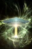 Ufo energy Stock Images
