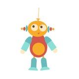 UFO, estrangeiro, brinquedo extraterrestre do bebê ilustração do vetor