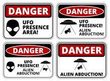 Free UFO Ships Royalty Free Stock Photo - 56863315