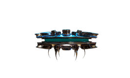 Ufo statek kosmiczny Obraz Stock