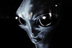 UFO - Straniero fotografia stock libera da diritti