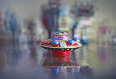 Ufo toy Stock Photos
