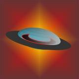 Ufo vector illustration