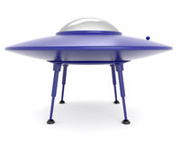 UFOs Royalty Free Stock Photography