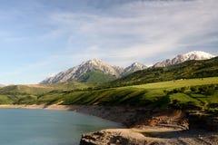 Ugam - Chatkal National Park located near the Tashkent, Uzbekistan royalty free stock photo