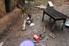 Uganda zdjęcie royalty free