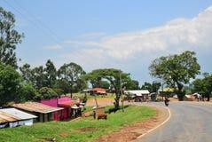 Uganda, Afrika Lizenzfreies Stockbild