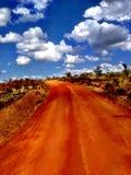 Uganda-Safari Lizenzfreie Stockbilder