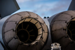 Ugello del motore a propulsione Immagini Stock Libere da Diritti