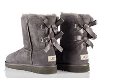 UGG Bailey Bow Royalty Free Stock Photography