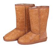 Uggs Royalty Free Stock Photo