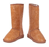 Uggs Royalty Free Stock Photos
