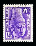 Ugharit prinsessa, definitiv serie, circa 1964 Royaltyfri Bild