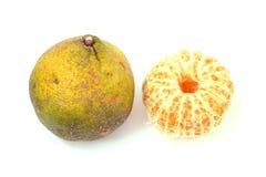 Ugli-Frucht benannte auch Uniq Frucht lizenzfreie stockbilder