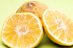 Ugli Fruits From Jamaica Stock Image