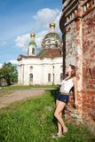 Uglich. Royalty Free Stock Image