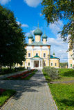 Uglich - an ancient city on the Volga River Royalty Free Stock Photos