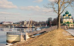Uglich Royalty Free Stock Photography