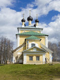 Uglich, Russia, Church of Resurrection of Jesus Christ Stock Photo