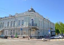 Uglich, Russie Chambre d'administration d'Evreinov des négociants et de douma du secteur de municipal d'Uglich photo stock
