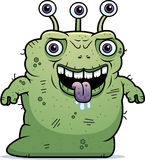 Ugly Alien Standing Royalty Free Stock Photography