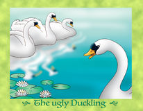 The ugly duckling 21: the calling Stock Photos