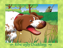 The ugly duckling 10 the hunting dog Royalty Free Stock Images