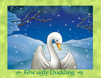The ugly duckling 17 winter Stock Photos