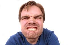 Ugly man Stock Photos