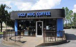 Ugly Mug Coffee Building Stock Photos